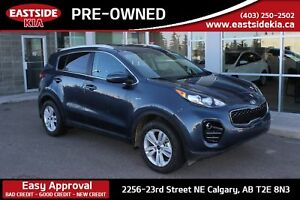 2019 Kia Sportage LX AWD CAMERA HEATED SEATS