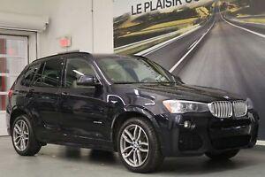 2015 BMW X3 xDrive28i GROUPE M SPORT, CAMÉRA DE RECUL