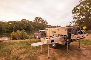 Austrack Campers TELEGRAPH Forward Folding HF Camper Trailer Caboolture Caboolture Area Preview