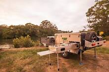 Austrack Campers Forward Folding Hard Floor Camper Trailer $19999 Caboolture Caboolture Area Preview