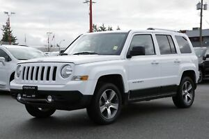 2017 Jeep Patriot - SUNROOF, ALLOY WHEELS, LEATHER!