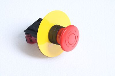 Conbio Medlite 4 Iv Laser Emergency Stop E-stop Button Untested As Is For Parts