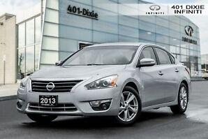 2013 Nissan Altima [SL] [LEATHER] [MOONROOF]