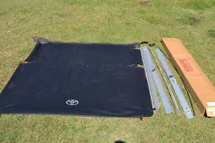 Toyota Hilux Soft Tonneau System Albany Creek Brisbane North East Preview