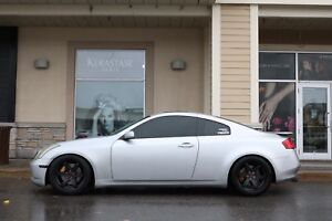 2003 Infiniti g35 brembo package (excellent condition)