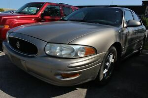 2003 Buick LeSabre Limited As Is, 4 Door