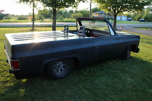 75 Jimmy -Lowered, 2wd, 4spd,full convertable