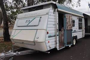 1999 Windsor Statesman 17'6 poptop Kilburn Port Adelaide Area Preview