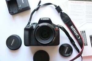 Canon t6 with box