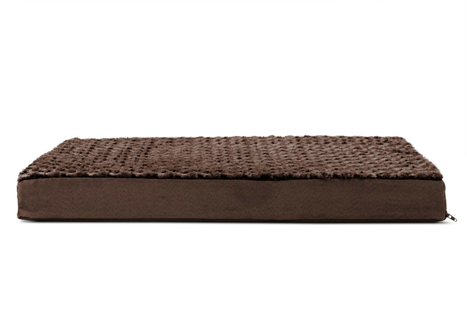 FurHaven Pet Bed Deluxe Ultra Plush Dog Bed Pet Bed
