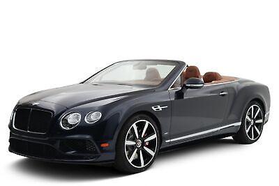 2016 Bentley Continental GT V8 S Convertible 2016 Bentley Continental GT V8 S Convertible, One Owner, Mulliner Driving Spec