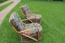 Genuine Cane Arm Chairs Warwick Southern Downs Preview