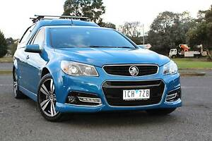 2014 SV6 Strom Holden Ute Glen Waverley Monash Area Preview