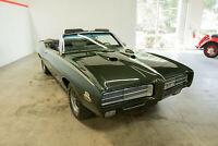 Miniature 10 Voiture Américaine de collection Pontiac GTO 1969