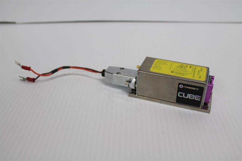 Coherent CUBE 1099208/AP Diode Laser System CUBE Laser
