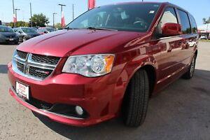 2015 Dodge Grand Caravan SE/SXT Bluetooth, Voice Command, Eco...