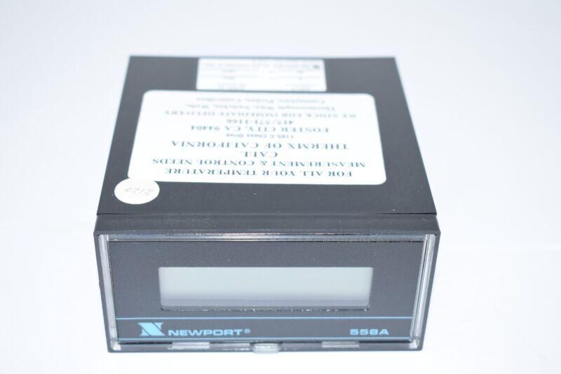 NEW 558A Current Loop Indicator Panel Meter PLC