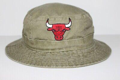 Chicago Bulls Basketball Vintage Bucket Hat