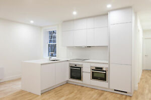 brand new 1 bedroom suite in  Shaugnessy Village - 3 1/2