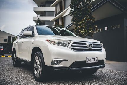 2011 Toyota Kluger KX-S ***7 LEATHER SEATS****** Bowen Hills Brisbane North East Preview