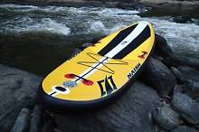 """INFLATABLE SUP BOARD - Naish Mana Air 9'6"""" Cairns Cairns City Preview"""