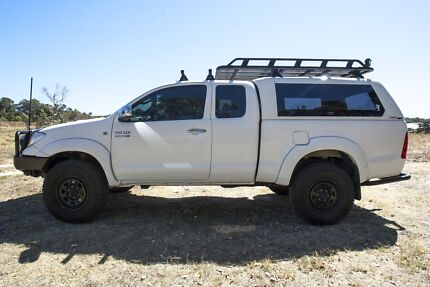 2010 SR5 Extra Cab Hilux with all the fruit Perth Perth City Area Preview