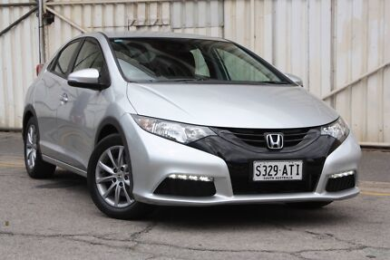 2014 Honda Civic VTi-S Auto   Very low 29,000km   1 Owner   Books Goodwood Unley Area Preview