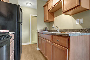 Maple Cabinetry & Sleek Black Appliance package! Call NOW!