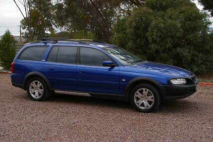 2005 Holden Adventra Wagon Mannum Mid Murray Preview