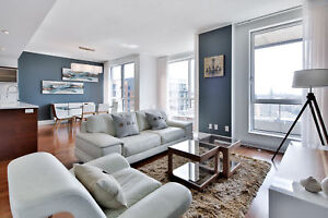 Upscale 4 1/2 in Old Port - Fully Furnished