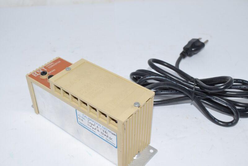 Moore Industries ECSCT Signal Converter 0-1V 4-20mA 117AC
