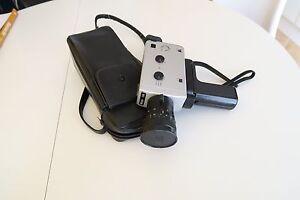 Camera Braun Nizo 156 super 8