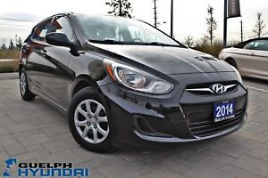 2014 Hyundai Accent ONE OWNER!