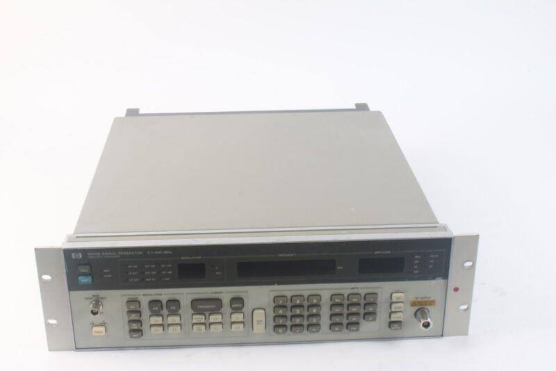 HP Agilent Keysight 8656B Synthesized Signal Generator 0.1-990MHz