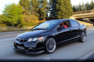 Looking for Honda Civic Si