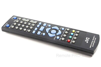 JVC Blu-Ray Disc Player GENUINE Remote Control XV-BP11 (Jvc Xv Bp10 Blu Ray Disc Player)