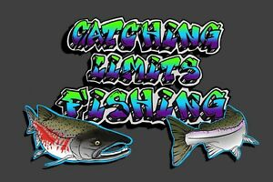 Catching limits fishing charters Fully licensed