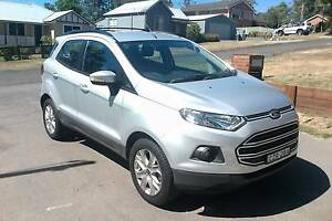 2015 Ford Ecosport Wagon North Rothbury Cessnock Area Preview