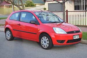 2005 Ford Fiesta Hatchback - Low Kms! Warradale Marion Area Preview