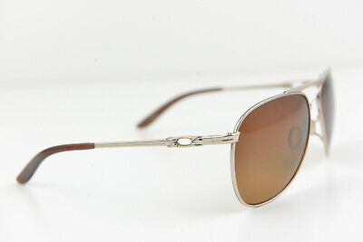 Oakley DAISY CHAIN Rose Gold / Brown Gradient OO4062-14 Aviator 60-14 Polarized