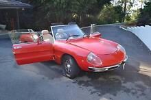 1975 Alfa Romeo Spider Coupe Buderim Maroochydore Area Preview