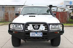 2003 Nissan Patrol Wagon Campbellfield Hume Area Preview