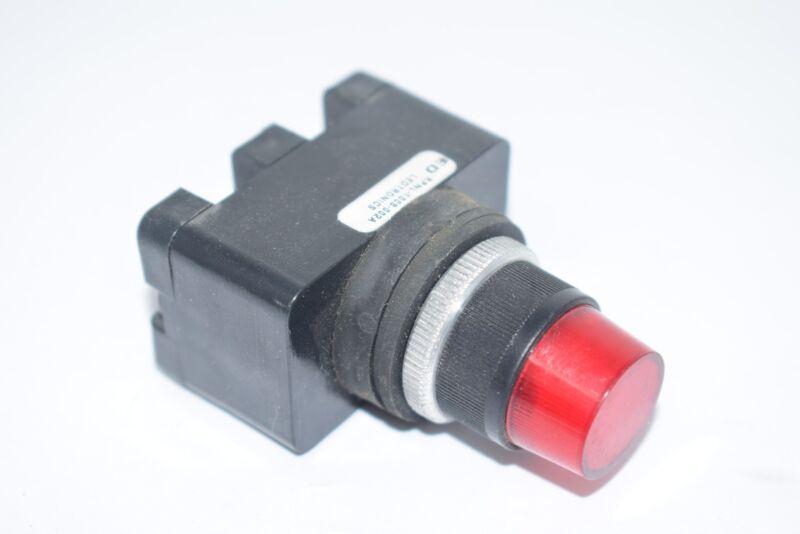Ledtronics RPNL-1008-002A Red LED Pilot Light