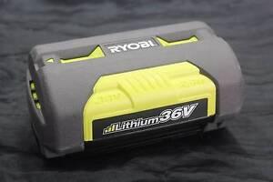 Ryobi 36V 2.6Ah Lithium Battery and Charger Bundle Frankston Frankston Area Preview