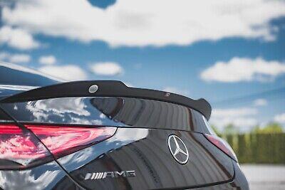 Cup Heckspoiler für Mercedes CLS C257 AMG Spoiler Ansatz Verlängerung Aufsatz