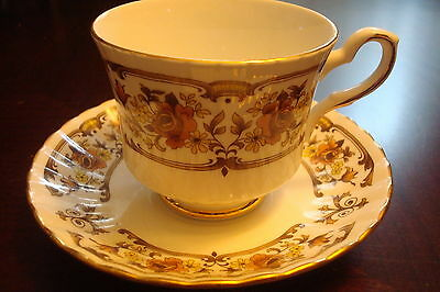 Royal Stafford Clavelli Pattern cup and saucer