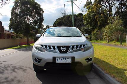 2009 Nissan Murano Wagon Oakleigh Monash Area Preview