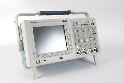 Tektronix Tds 3054c Benchtop Digital Phosphor Oscilloscope 500 Mhz 5 Gss