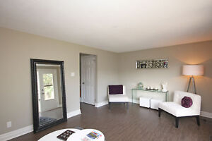Bright, Renovated 3 Bedroom Townhome W/ Back Patio | Ottawa East