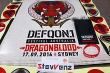 Official DEFQON.1 2016 tickets Sydney Australia - DRAGONBLOOD Wolli Creek Rockdale Area Preview
